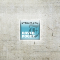 Logo of the podcast NYT: David Pogue