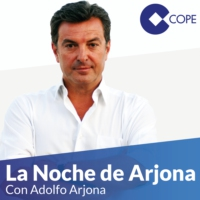 Logo of the podcast La Noche con Adolfo Arjona (02:00 a 03:00) lunes 19 de Agosto 2019