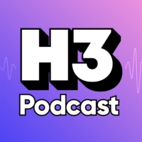 Logo of the podcast H3 Podcast