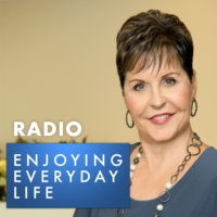 Logo of the podcast Joyce Meyer Radio Podcast