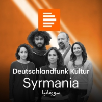 Logo of the podcast Syrmania - Deutschlandfunk Kultur