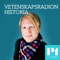 Logo of the podcast Vetenskapsradion Historia