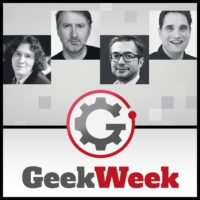 Logo of the podcast GeekWeek
