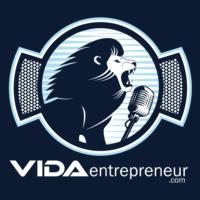 Logo du podcast Emprendedores exitosos entrevistados en VIDA Entrepreneur