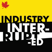 Logo of the podcast Industry Interrupted