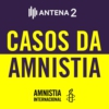 Logo of the podcast Casos da Amnistia