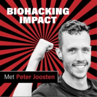 Logo of the podcast Biohacking Impact
