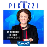 Logo of the podcast La chronique religion de Caroline Pigozzi