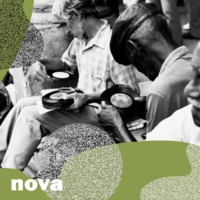 Logo du podcast Nouvo Nova : Simian Disco Mobile, Ilya, James Stewart