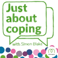Logo of the podcast Just About Coping