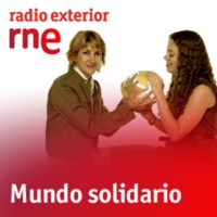 Logo of the podcast Radio Exterior - Mundo Solidario