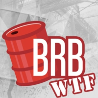Logo of the podcast Big Red Barrelcast 107: Wham!