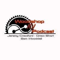 Logo of the podcast Woodshop 101 Podcast