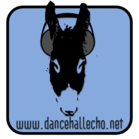 Logo du podcast dancehall echo