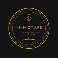 Logo du podcast Immo Tape