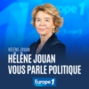 Logo of the podcast Hélène Jouan vous parle politique