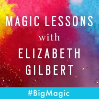 "Logo du podcast Magic Lessons Ep. #12: Brene Brown on ""Big Strong Magic"""