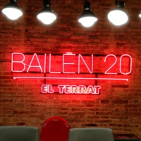 Logo of the podcast BAILÉN 20