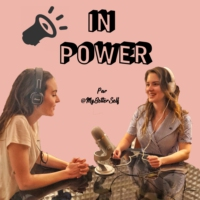 Logo du podcast InPower par Louise Aubery