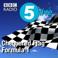 Logo of the podcast BBC Radio 5 Live - Chequered Flag Formula 1