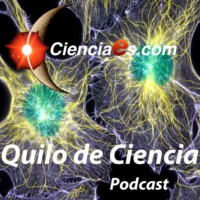 Logo of the podcast CRISPR contra las bacterias.