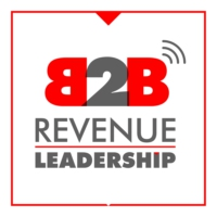 Logo of the podcast The B2B Revenue Leadership Show