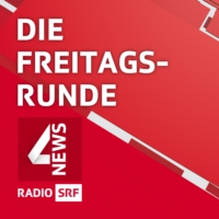 Logo of the podcast Die Freitagsrunde - 24.02.2017