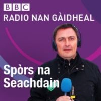 Logo of the podcast BBC Radio Nan Gaidheal - Spòrs Na Seachdain