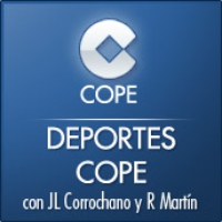 Logo of the podcast Cadena COPE - Podcast de Deportes COPE