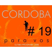 Logo of the podcast CORDOBA PARA VOS - # 19