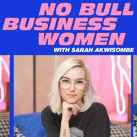 Logo of the podcast No Bull Business Women