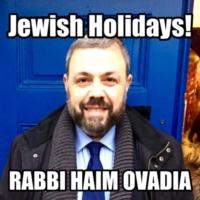 Logo of the podcast Jewish Holidays Explained!