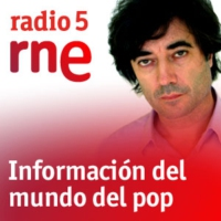 Logo of the podcast Información del mundo del pop - Blur -  05/07/12