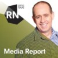Logo of the podcast Media Report - 2015-12-10