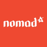 Logo of the podcast Nomad Podcast