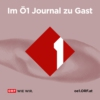 Logo of the podcast Im Ö1 Journal zu Gast
