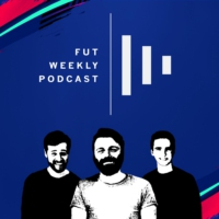 Logo of the podcast 14: New Delay Patch, Icons & ITS FUTMAS! #W14
