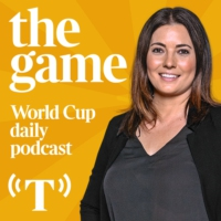Logo of the podcast The Game World Cup Daily