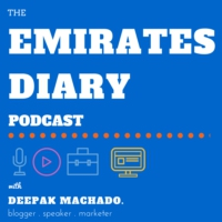 Logo du podcast Emirates Diary