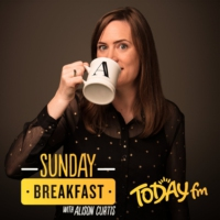 Logo of the podcast Weekend Breakfast with Alison Curtis
