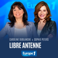 Logo of the podcast La libre antenne de Caroline Dublanche et Sophie Peters