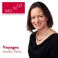 Logo of the podcast Voyages - RTBF Musiq3