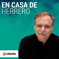 Logo of the podcast En Casa de Herrero