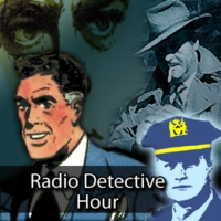 Logo of the podcast Radio Detective Story Hour