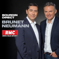 Logo du podcast RMC : 06/03 - Brunet & Dély : Présidentielle : qu'on en finisse avec l'affaire Fillon !