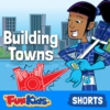 Logo of the podcast Building Towns and Cities: Planning and Architecture Explained for Kids