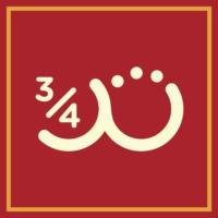 Logo of the podcast ثمانية ¾ مع الوليد العيسى