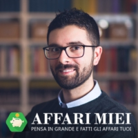 Logo of the podcast Affari Miei Podcast