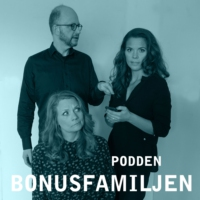 Logo of the podcast Bonusfamiljen-podden