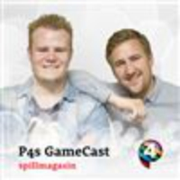 Logo du podcast P4s GameCast - episode 5